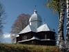 cerkiew w Hoszowczyku, Bieszczady
