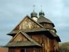 cerkiew w Krościenku, Bieszczady