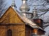 cerkiew w Monastercu, Bieszczady