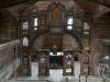 ikonostas cerkwi w Bystrem, Bieszczady